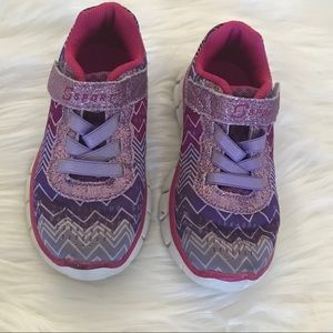 Other - 3 for $11 🛍 Pink and purple sneakers